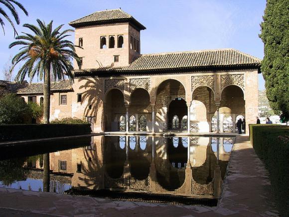 فواره و حوض در معماری اسلامی
