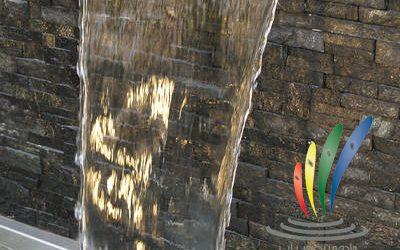 نازل آبنما آبشار
