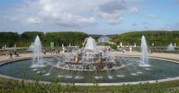 آب نما کاخ ورسای