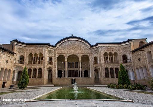 فواره و حوض در معماری ایرانی